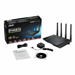 Mrežna oprema bežični router ASUS RT-AC87U