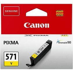 Tinta CANON CLI-571Y Yellow