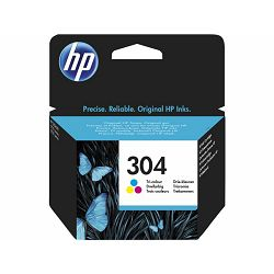 Tinta HP INK HP N9K05AE (no. 304) tri color