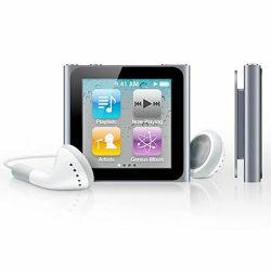 APPLE iPod nano 8GB - Graphite, MC688QB/A