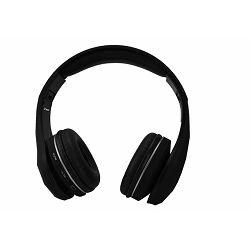 Slušalice BT slušalice s mikrofonom MS DIAMOND crne (bežične)