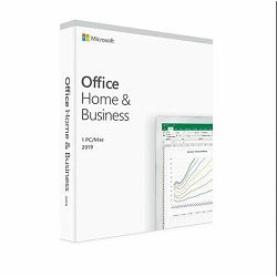 Software FPP OFFICE Home and Business 2019 Eng Medialess