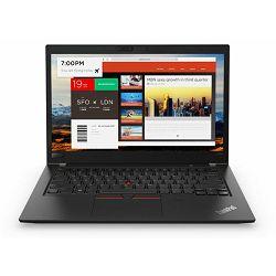 Laptop LENOVO T480s, 20L7001LSC (14, i7, 16GB RAM, 512GB SSD, Intel HD, Win10p)