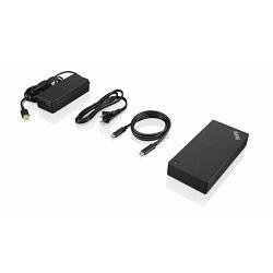 Docking stanica LENOVO USB-C Gen2, 40AS0090EU