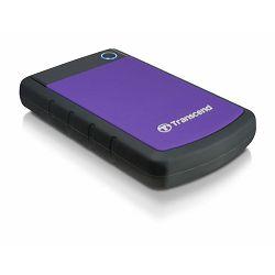 Vanjski tvrdi disk TRANSCEND 1TB StoreJet 25H3P USB 3.0