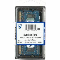 RAM memorija KINGSTON SOD DDR3 4GB 1600MHZ
