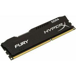 RAM memorija KINGSTON DDR4 16GB 2400MHz (1x16) HyperX Fury Black