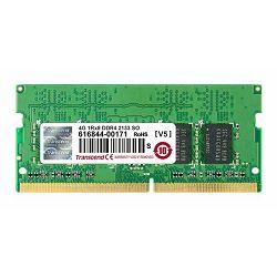 RAM memorija TRANSCEND SOD DDR4 4GB 2133MHz TS