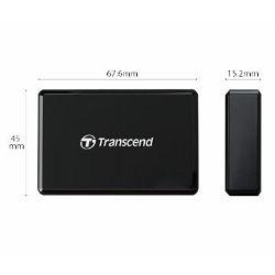 Čitač kartica USB 3.1 RDF9K2 Transcend