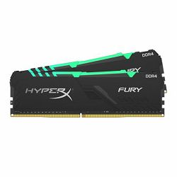 Memorija Kingston DDR4 16GB 3200MHz (2x8GB) HyperX Fury Blac