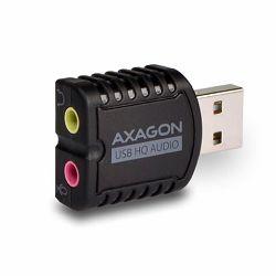 AXAGON ADA-17 USB2.0 - Stereo HQ Audio Mini Adapter 24bit 96kHz