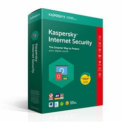 Kaspersky Internet Security 1D 1Y+ 3mth SD