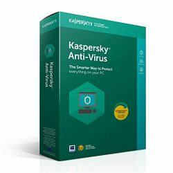 Kaspersky Anti-Virus 1D 1Y renewal