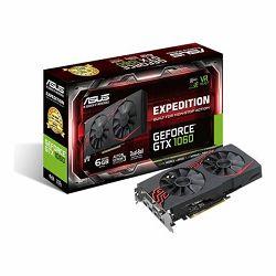 Grafička kartica Asus EX-GTX1060-6G