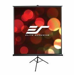 EliteScreens projekcijsko platno sa stalkom 203x153