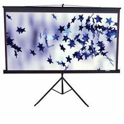 Platno za projektor ELITE-SCREENS T113UWS1 sa stalkom 203x203cm crno