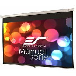 EliteScreens projekcijsko platno zidno 299×168 cm