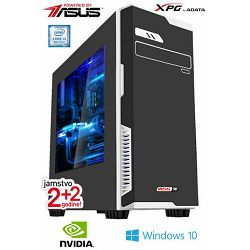 MSGW stolno računalo Gamer Storm i101