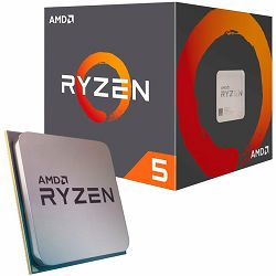 Procesor AMD CPU Desktop Ryzen 5 6C/12T 3600X (4.4GHz,36MB,95W,AM4) box with Wraith Spire cooler