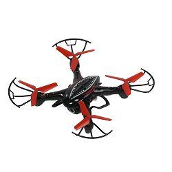 Dron VIVANCO Quadrocopter s kamerom crno-crveni