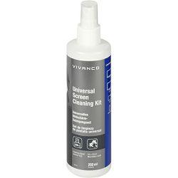 Set za čišćenje VIVANCO 39752, universal Screen Cleaning Kit, 250 ml
