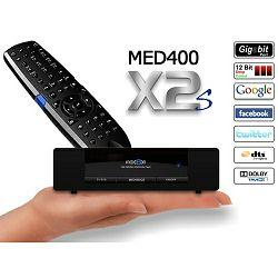 Media player MEDE8ER MED400X2S