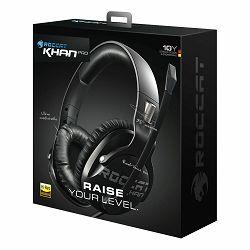 Slušalice ROCCAT KHAN PRO Hi-Res - PC/Mac/PS4/XBOX One/smartphone - crne