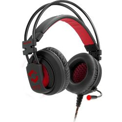 Slušalice SPEEDLINK MAXTER Illuminated stereo gaming crne