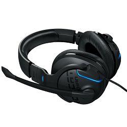 Slušalice ROCCAT KHAN AIMO - RGB 7.1 Hi-Res USB crne