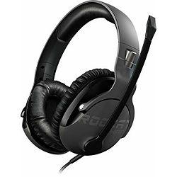 Slušalice ROCCAT KHAN PRO Hi-Res - PC/Mac/PS4/XBOX One/smartphone - sive