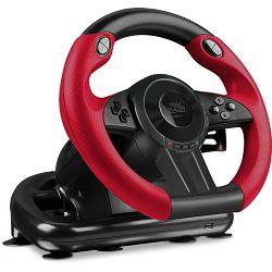 Volan SPEEDLINK TRAILBLAZER Racing Wheel - PC/PS4/Xbox One/PS3, crni