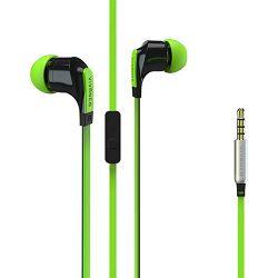 Slušalice VIVANCO HANDSFREE za uši s mikrofonom, flat kabel, 4 boje