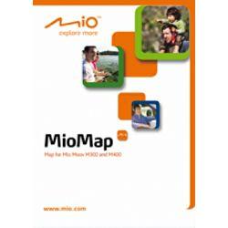 Navigacijske karte za Mio Moov M400 Adriatic