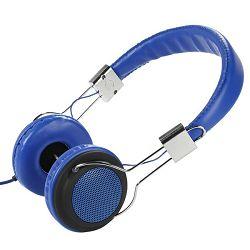 Slušalice Vivanco COL 400 Street Style, za glavu, plave