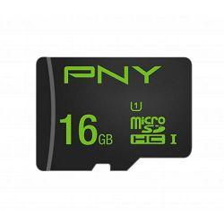 Memorijska kartica PNY SD MIKRO 16GB CLASS 10 + 1AD 100MB/S