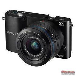Fotoaparat SAMSUNG EV-NX1000 crni