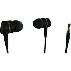 Slušalice Vivanco Solidsound s mikrofonom, crne