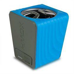 Prijenosni zvučnik HMDX Jam Burst plavi (3.5mm, baterija 6h)