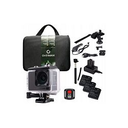 Sportska kamera 2980-OVERMAX ACTIVECAM 5.1, 4k, WiFi, TFT 2in, svi dodaci