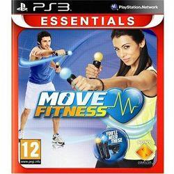 PS3 igra Essentials Move Fitness