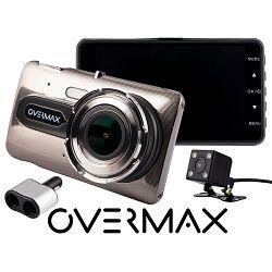 Video kamera za auto OVERMAX prednja + stražnja parking kamera Camroad 6.2