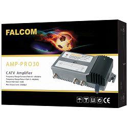 Falcom Distribucijsko pojačalo 30db sa povratnim pojasom - AMP-PRO30