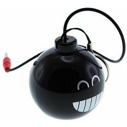 Prijenosni zvučnik KITSOUND Mini Buddy Bomba crni