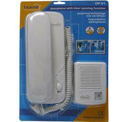 home Interfon žični, elek.otvaranje vrata - DP 01