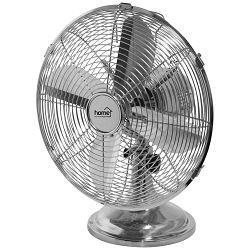 Ventilator stolni HOME  TFS 30, promjer 30cm, 35W, Inox
