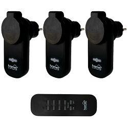 Ventilator sa postoljem HOME SFI 45, 3 brzine, metalne lopatice, 100W