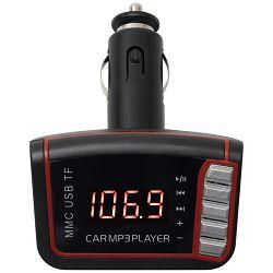 SAL FM modulator sa daljinskim, 12V, USB - FMT 102