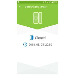 Amiko Home Senzor za prozor i vrata, bežični - SMART DOOR SENSOR