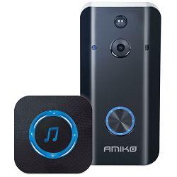 Bežični video interfon AMIKO HOME, IP65 - SMART DOORBELL