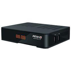 Amiko Prijemnik zemaljski, DVB-T2/C, 4K UHD, USB PVR, Ethernet - MINI 4K T2C